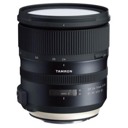 tamron sp 24 70mm f 2 8 di vc usd g2 lens now available. Black Bedroom Furniture Sets. Home Design Ideas