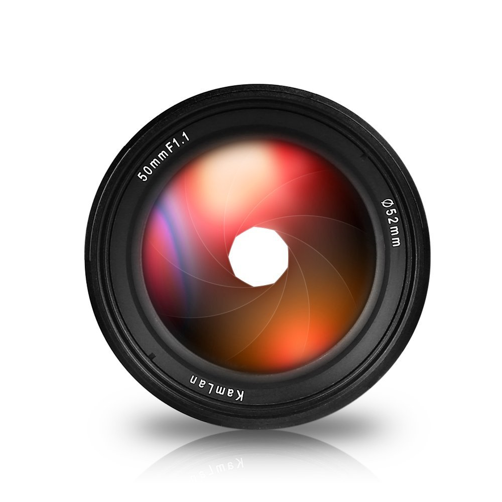 another new cheap chinese lens kamlan sainsonic 50mm f 1 1 photo rumors. Black Bedroom Furniture Sets. Home Design Ideas