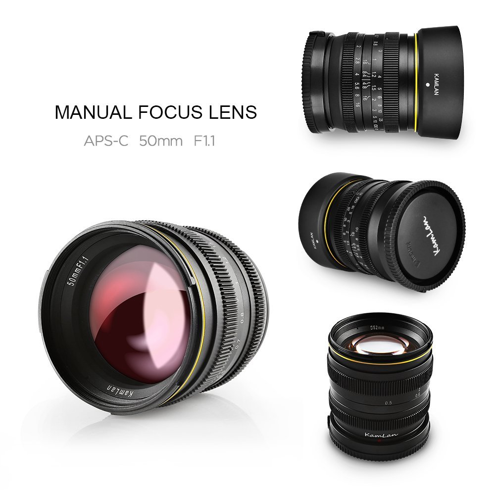 Another new cheap Chinese lens: Kamlan/SainSonic 50mm f/1.1 - Photo ...
