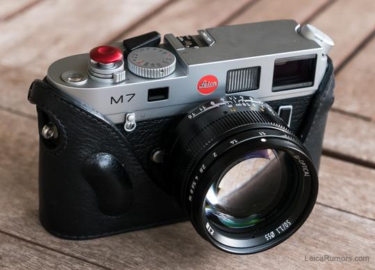 7Artisans 50mm f/1.1 lens reviews