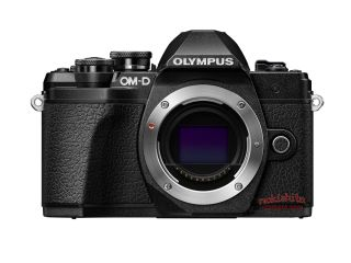 First leaked pictures of the upcoming Olympus E-M10 Mark III camera