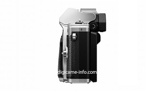 First leaked pictures of the upcoming Olympus E-M10 Mark III