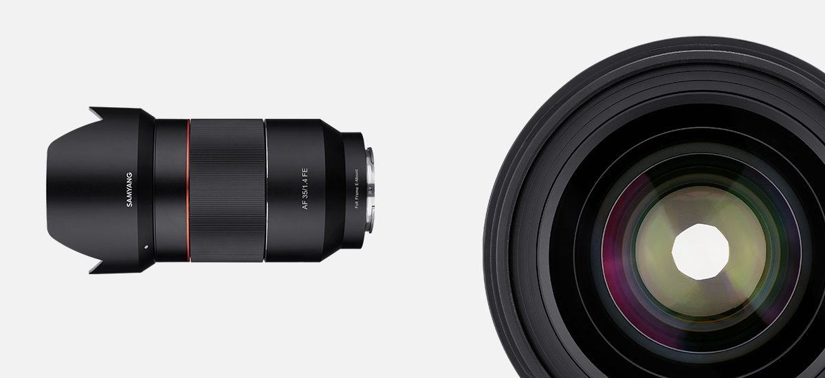 Leaked: images and specs of upcoming Samyang AF 35mm f/1.4 FE lens ...
