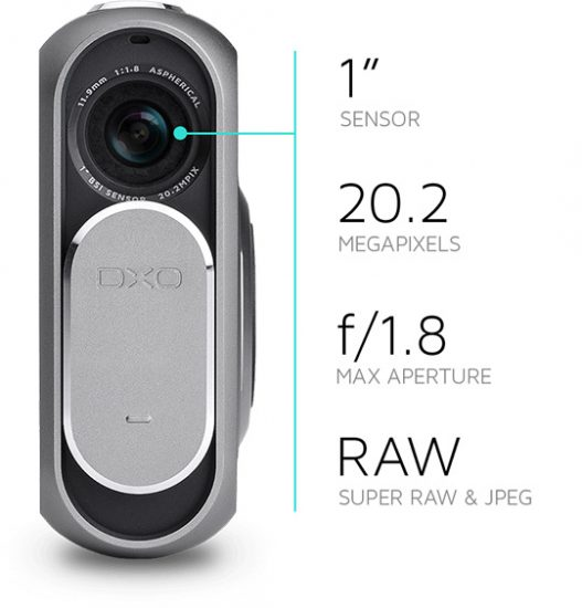 DxO One camera for Android OS announced