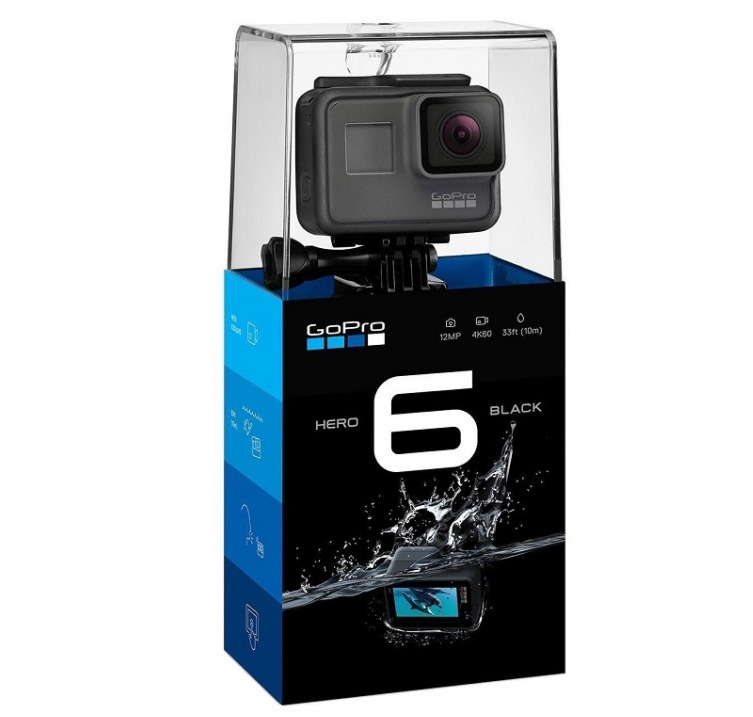 GoPro HERO 6 Black camera additional info | Photo Rumors