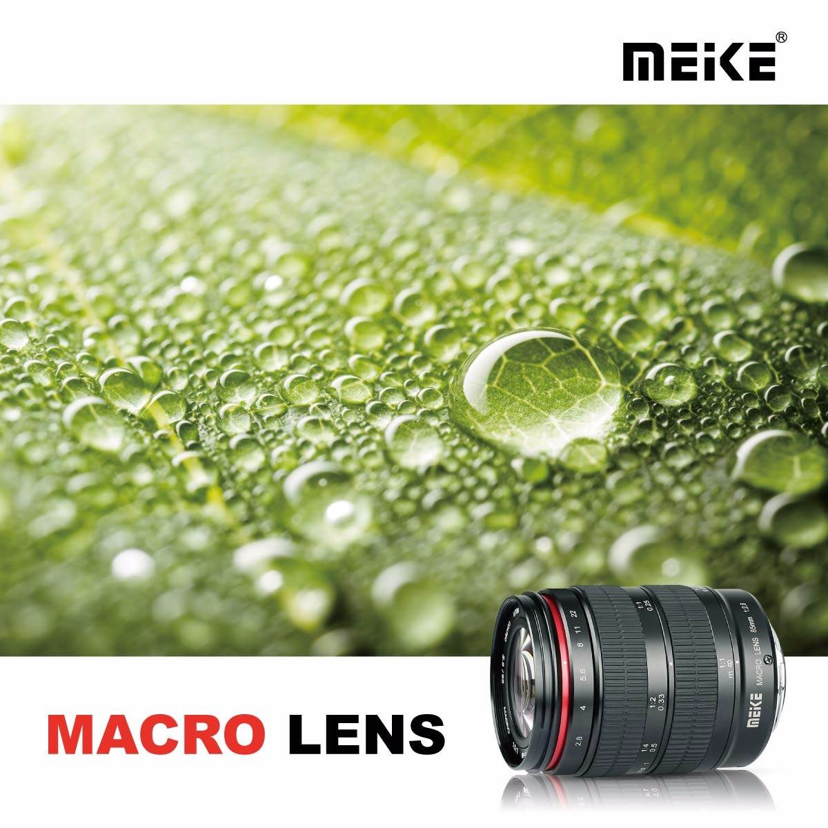 Meike Announced A New 85mm F 28 Macro Manual Focus Full Frame Lens 50mm F2 For Mft Micro Four Third Mirrorless Canon Nikon Dslr Sony Fuji Panasonic Cameras Here Are The Specifications