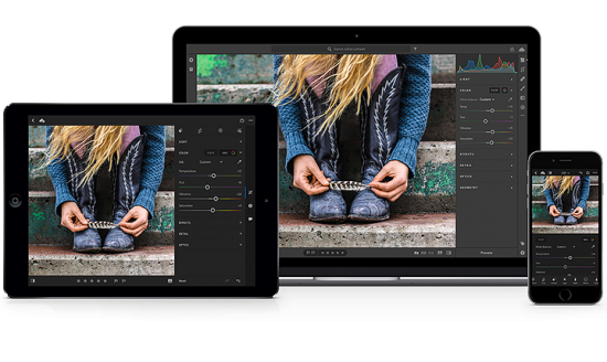 Adobe announced the December update to Lightroom