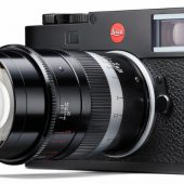 Leica announces a new THAMBAR-M 90mm f/2.2 lens for M-mount rangefinders