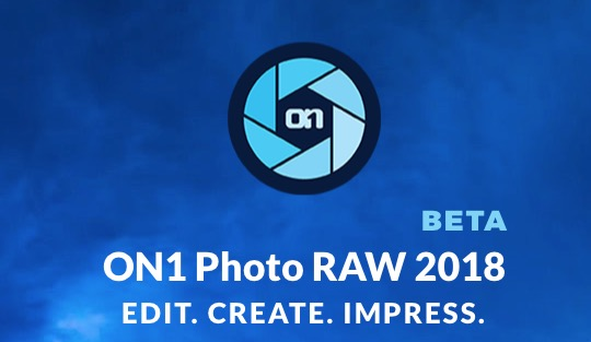 ON1 Photo RAW 2018 public beta now available for download