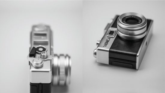 Yashica digiFilm camera now on Kickstarter