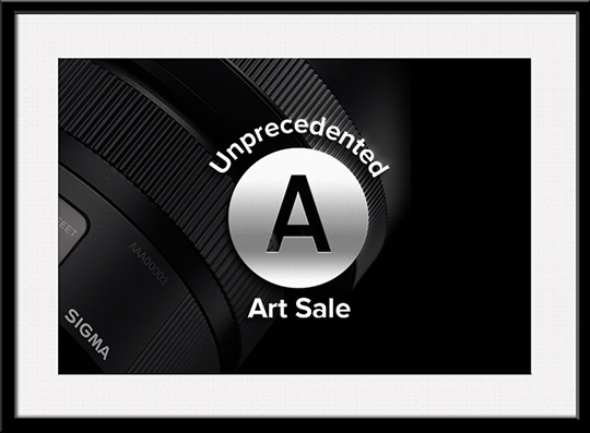 Sigma Art lens holiday sale back by popular demand