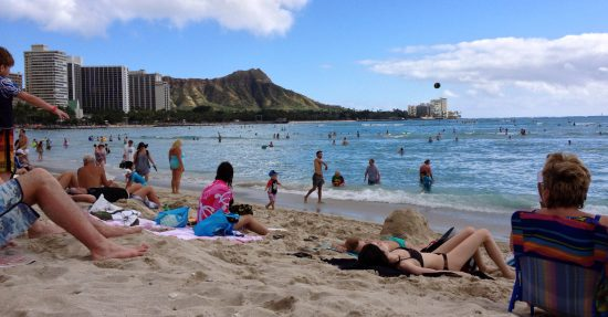 Is the best camera really the one you have with you? Shooting Hawaii with a mediocre cell phone