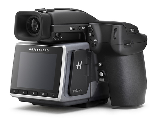 The new Hasselblad H6D-400c medium format camera can create 400MP multi-shot images with sensor-shift tech