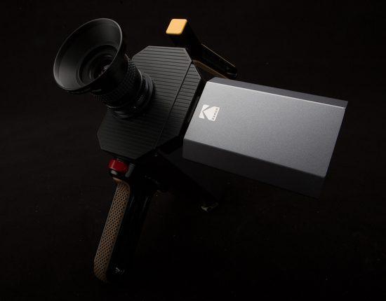 Kodak's new Super 8 camera to be priced around $2,500 – $3,000, shipping starts later this year