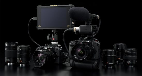 Interview with Panasonic on their latest cameras