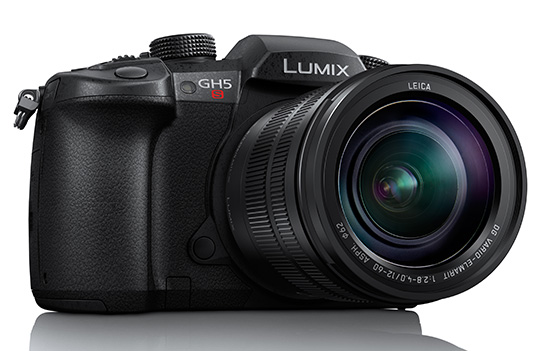 Panasonic GH5s camera announced