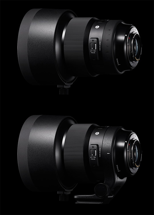 Sigma rep: price of the new Sigma 105mm f/1.4 DG HSM Art lens under $2,000