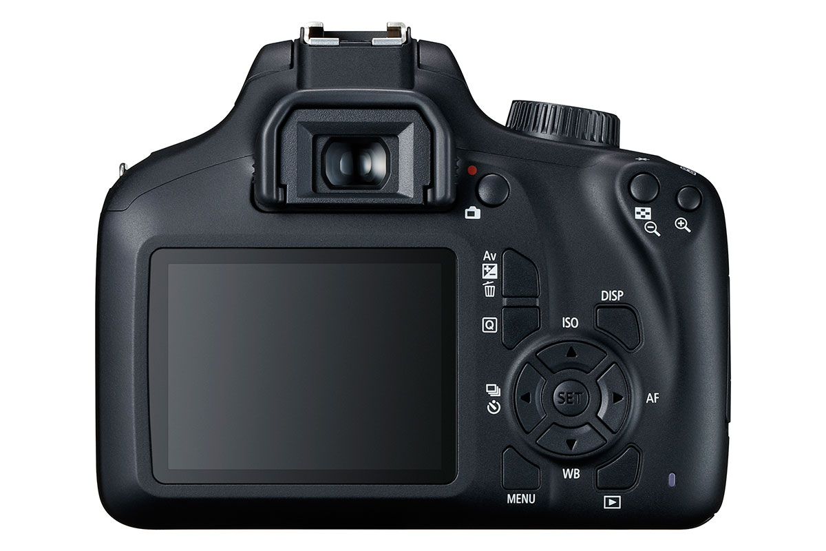 "Canon EOS 4000D camera: ""the cheapest DSLR ever launched ..."