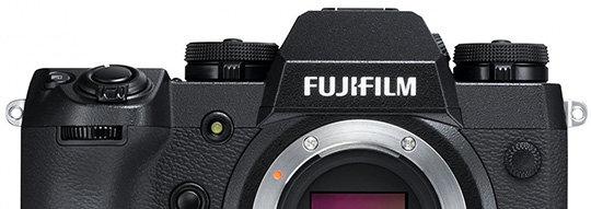 Fujifilm EC-XH eyecup for the upcoming X-H1 camera already listed at B&H