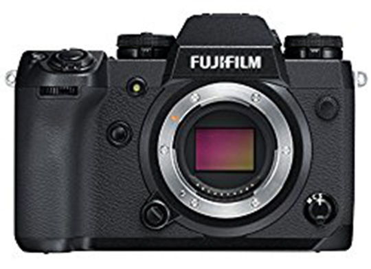 Fujifilm X-H1 camera and two new cinema lenses listed on Amazon, announcement in a few hours