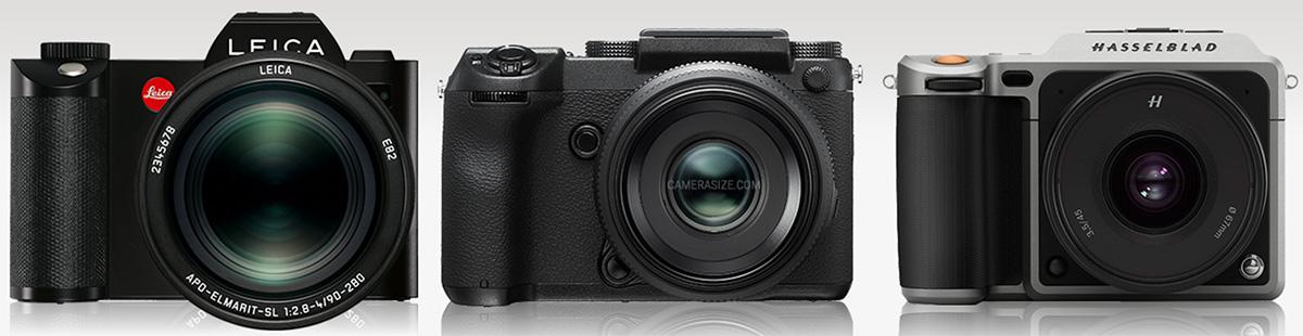 Fact: high-end mirrorless cameras keep getting bigger | Photo Rumors