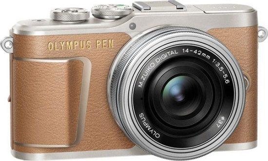Olympus  PEN E-PL9 announced: 16MP, no EVF, image stabilization, 4k