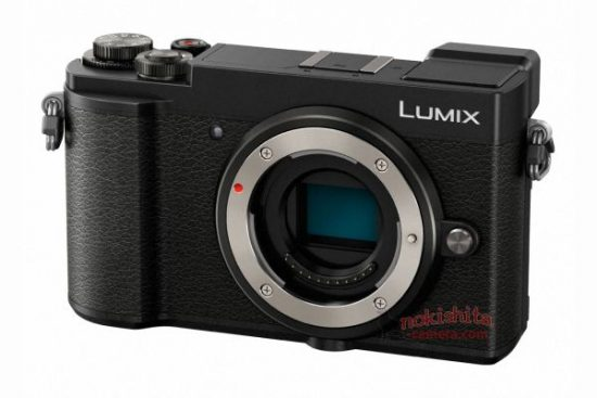 Pictures of the Panasonic GX9 and TZ200 cameras leaked online