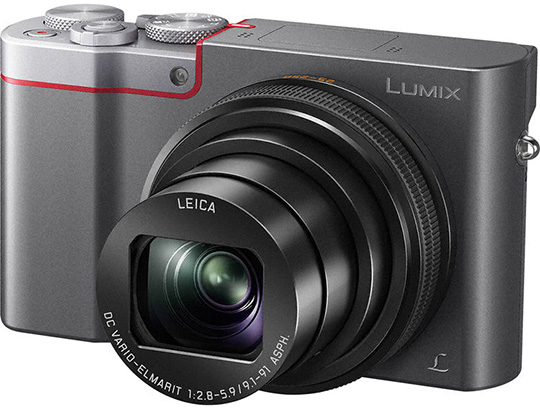 Panasonic TZ200 compact camera to be announced soon