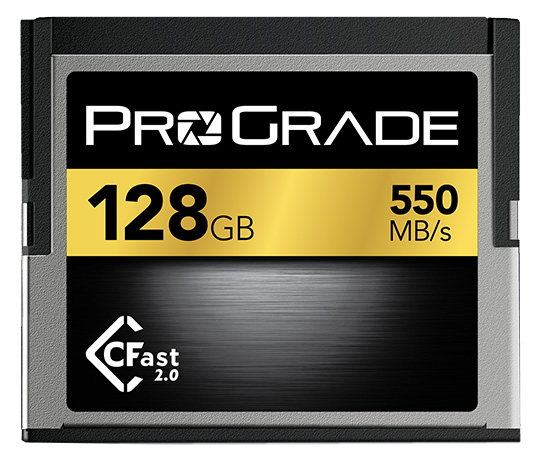 ProGrade Digital is a new memory card company started by former lexar executives