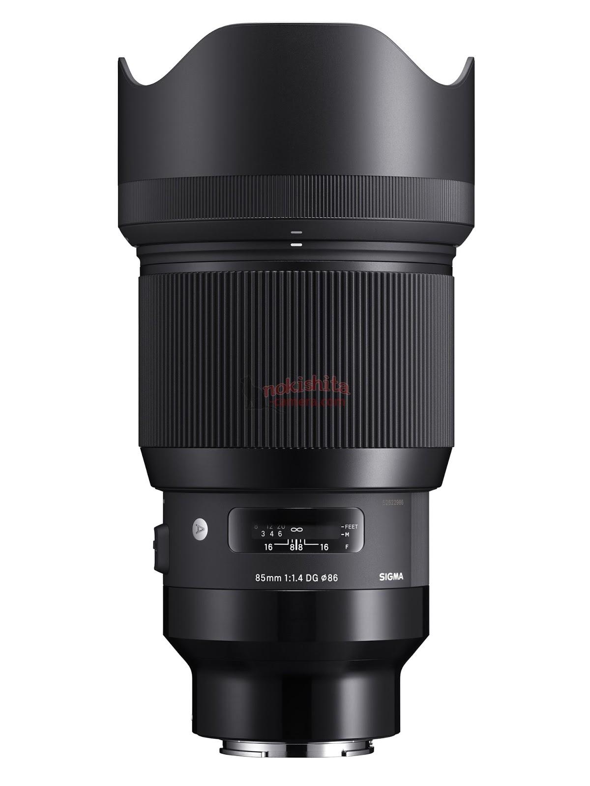 Sigma to announces 9 new full frame lenses for Sony E-mount | Photo ...