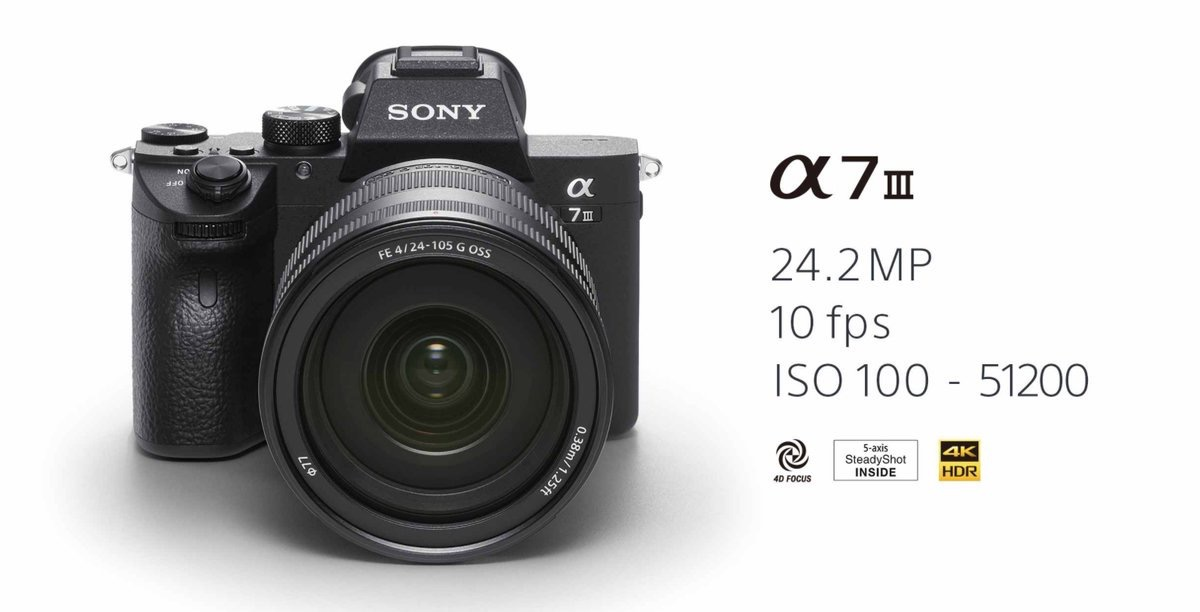 Sony A7III mirrorless camera additional coverage (hands-on videos ...