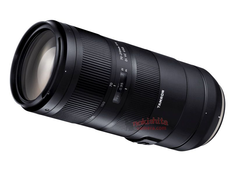 This is the new Tamron 70-210mm f/4 Di VC USD full frame lens for ...