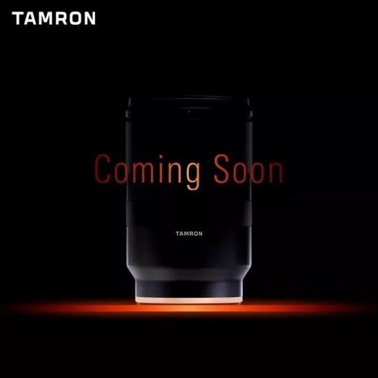 Coming soon: Tamron 28-75mm f/2.8 Di III RXD lens