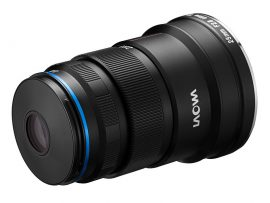 Venus Optics Laowa 25mm f/2.8 2.5-5X Ultra Macro lens now available for pre-order, shipping starts next week