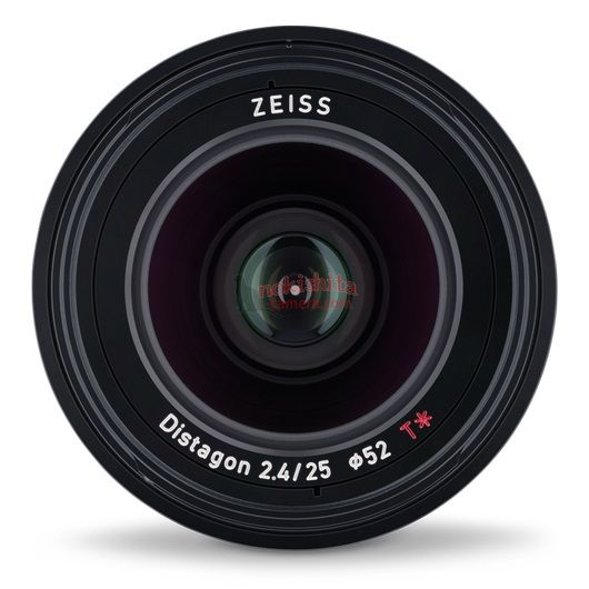 Zeiss Loxia 25mm f/2.4 full frame mirrorless lens for Sony E-mount to be announced next