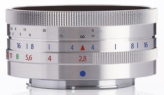 C.P. Goerz launches a new Citograph 50mm f/2.8 lens on Kickstarter