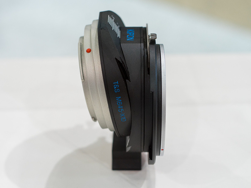 Novoflex announced new adapters for using Nikon, Canon and