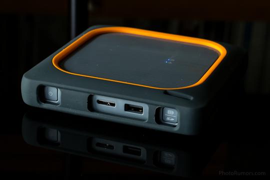 WesternDigital My Passport Wireless SSD review