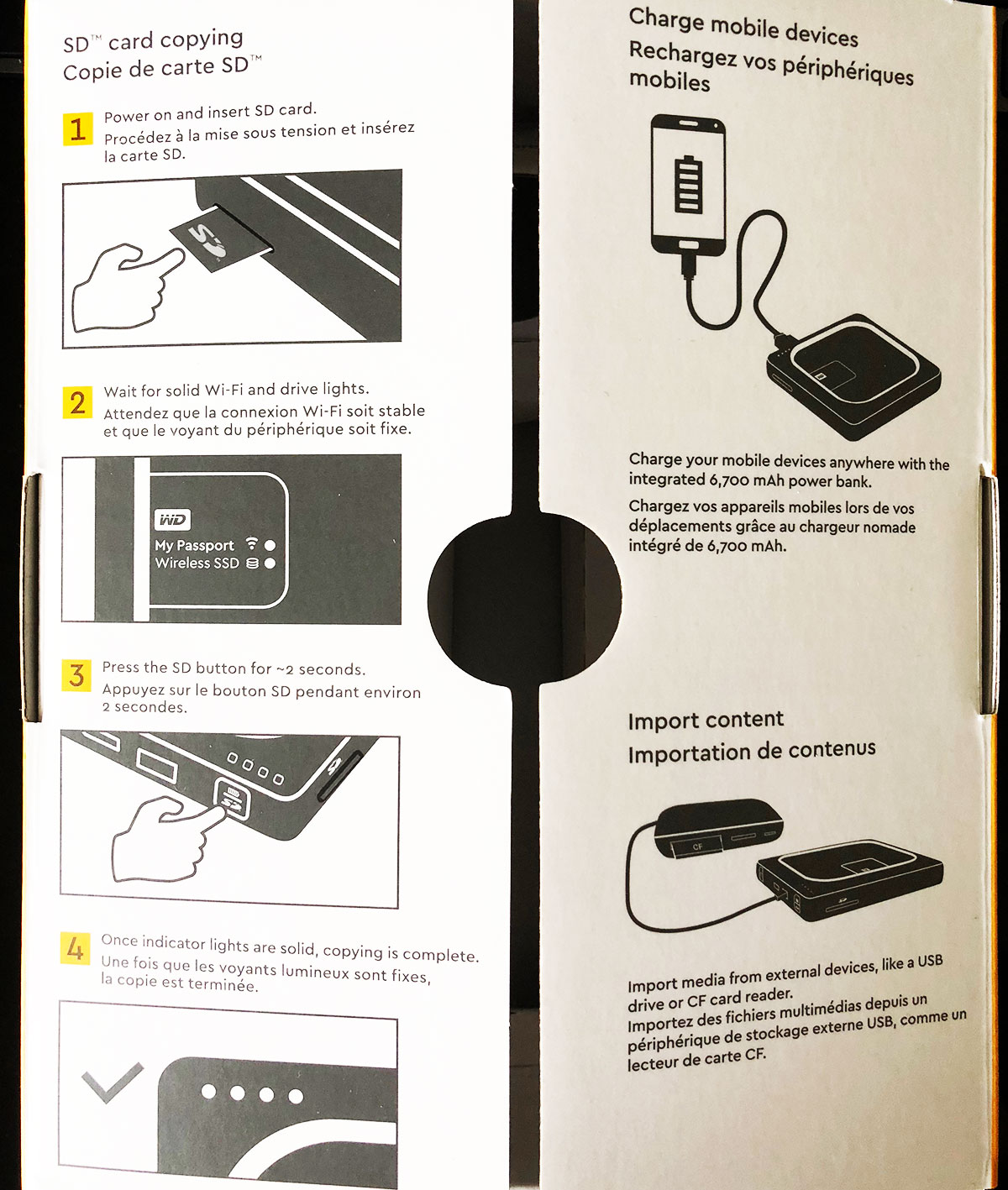 Wd My Passport Wireless Pro Speed Nbox Hdtv Recorder Nc Best Hd Tv In 2018 Home Smart Tracking Full Hd Ip Camera: Western Digital My Passport Wireless SSD Review