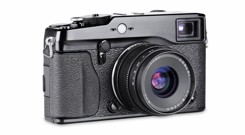 Another Cheap Chinese Mirrorless Manual Focus Lens Zonlai