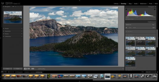 Adobe Lightroom Classic CC 7.3.1 released with bug fixes (April 2018 release)
