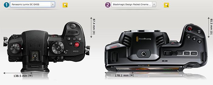 The New Blackmagic 4k Pocket Cinema Camera Should Start Shipping In Early October Photo Rumors