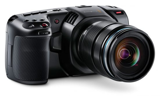 The Blackmagic 4K pocket cinema MFT camera officially announced