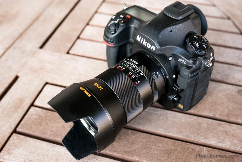 Kerlee 35mm f/1.2 full frame DSLR lens sample photos | Photo Rumors