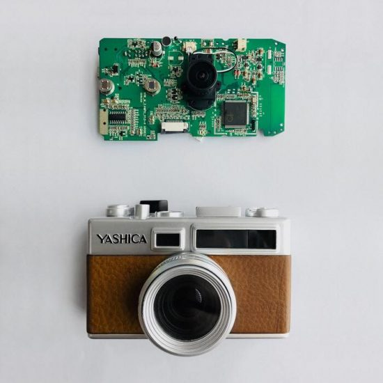 The Yashica digiFilm camera is delayed until the end of July