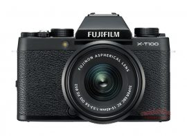 First pictures of the new Fuji X-T100 camera leaked online *UPDATED*
