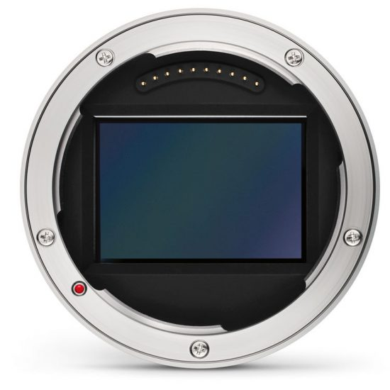 Leica SL full frame mirrorless mount