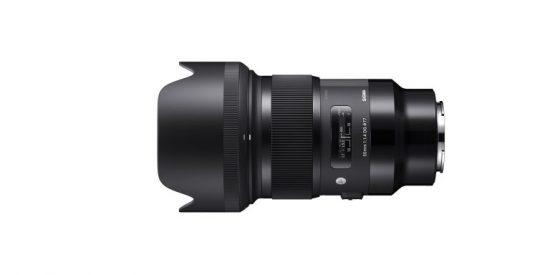 Sigma lens updates