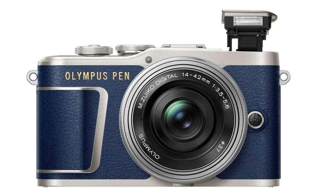 Olympus UK announced a new blue E-PL9 camera | Photo Rumors