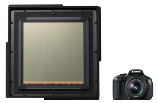 Canon got the world's largest CMOS sensor, AMS (CMOSIS) is starting production of their new 48MP full frame sensor